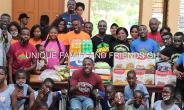 Unique Family And Friends Ghana Visit Sekondi Twin City Special School
