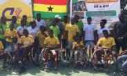 Ghana Wheelchair Tennis Association Launches Ho Chapter