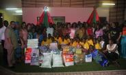Cape Coast:Women In Tourism Donates To School Of The Deaf And Blind