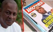 Mahama Using AfricaWatch For 'Mercenary Tactics' To Bring Down FREE SHS--Ministry