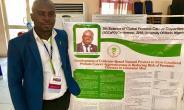 Dr. Raphael Nyarkotey Obu, PhD (A.M), ND, MSc,  Mini-EMBA