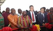 One District, One Factory: Akufo-Addo Opens Sunda Baby Diapers Factory