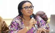 Charlotte Osei, Chairperson for the Electoral Commission