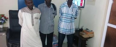 3 Nigerians Busted Over Smuggling Of Mercury Into Ghana