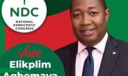 "NDC Flag Bearer Aspirant ""Agbemava"" Joins Hands With Mahama"