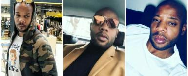 PHOTOS: Junior Agogo After Suffering Stroke, Hanging Out In London