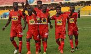 Asante Kotoko Beat Black Meteors To Wrap Up CAF CC Preparation