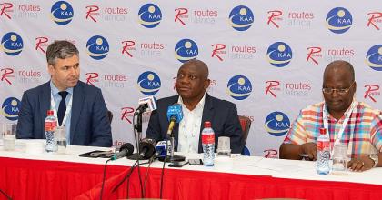 Routes Africa Press Conference