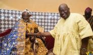 President Nana Akufo-AddowiththenewYa-Naa