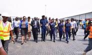 Bawumia's Tema Port tour in pictures