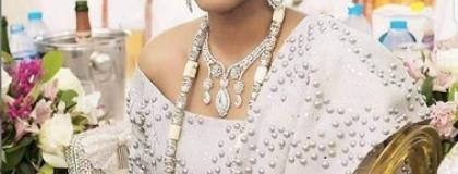Oluwo of Iwo a.k.a Swag King Advices People, Celebrates Wife