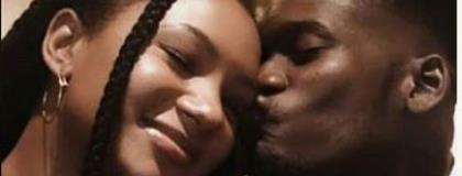 Mr Eazi, Temi Otedola Celebrates 2 Years of Love life