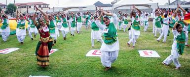 DPSI School Celebrates Global Farmers