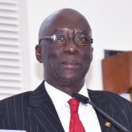 Professor Samuel Amoako the Consul General in New York