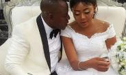 Nollywood Producer Drag friends to his White Wedding with Lover