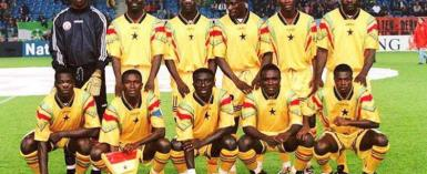 Odartey Lamptey Wants Ghana To Go Back For The 'Yellow' Jersey
