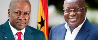 Rejoinder: Why Akufo-Addo's Peace  Hymn Is Worse Than Mahama's War Song