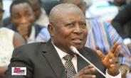 Martin Alamisi Amidu during the Parliamentary vetting in 2018