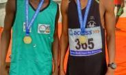 Yakubu And Nantiere Show Up At 2019 Lagos City Marathon