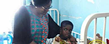 Some Samaritans Worthy Of Appreciation In Little Isaac Amputation Story