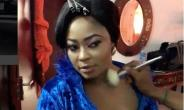 Wow, Actress, Biodun Okeowo Reveals part of her Br3ast in Public