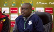 Zesco United Coach George Lwandamina