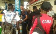 CARA Arrives For Sunday 2018 CAF Confederation Cup Clash With Kotoko