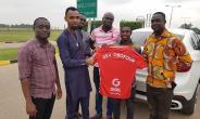 Kotoko Meet Rev Obofour Ahead Of CAF CC Clash With Zesco United
