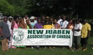 NEW JUABEN ASSOCIATION IN CANADA PRAYS FOR PEACE IN KOFORIDUA.