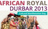 African Royal Durbar Festival 2013