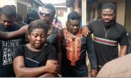 Musiga Executives Visit Late Ronny Coaches' Family