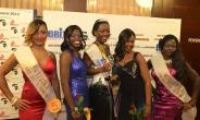 21year Sabine Belomena (middle) wins African Queen BW 2013