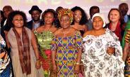 Hamburg In A Gala Night Of Strong African Women
