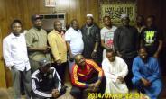 NPP-Columbus Pray At Gaskia Masjid