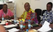 The Ghanaian Community Leaders In Germany Meet With New Ambassador
