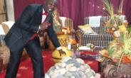 Leader And General Overseer Of The Conquerors Redemption Ministry Int., Apostle Richard Akwasi Dwumfour