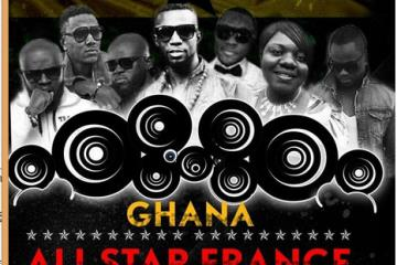 Paris All Stars - Oman Ghana Beye Yie ( official Video )