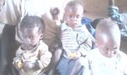 An Epileptic Mother Of Triplet Cries For Support As Kids Suffer Extreme Malnutrition