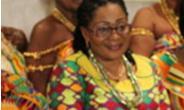 First Lady Dr. Lordina Mahama Addresses Brong Ahafo Associations In Toronto