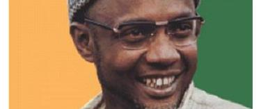 Amilcar Cabral, revolutionary leader from Cape Verde and Guinea-Bissau, 1924-1973.