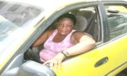 Meet Liberia's Only Female Commercial Driver