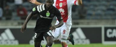 Bernard Morrison Bags Brace As Orlando Pirates Edge Ajax Cape Town In Nedbank Cup