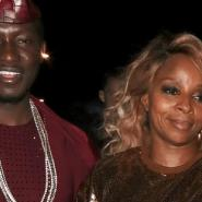 Nana Kwame Bediako steps out with Mary J Blige  at the BAFTA 2019