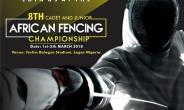 Nigeria hosts international fencing tourney
