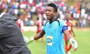Asante Kotoko goal keeper Felix Annan
