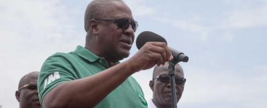 Mahama And His Cohorts Still Harbour The Pain Of Defeat