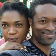 Actress, Omini Oboli gets Best Valentine Message from Hubby