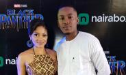 Debola Williams, Alexx Ekubo, Ik Ogbonna, Stephanie Coker, Timini Egbuson and More Attend the Pre-Screening of 'Black Panther'