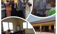 6-Unit Fully Furnished Classroom Inaugurated At Yawhima SDA JHS