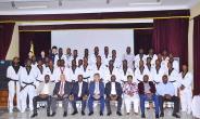 Ghana Taekwondo Federation President Thanks IOC For DNSS Programs